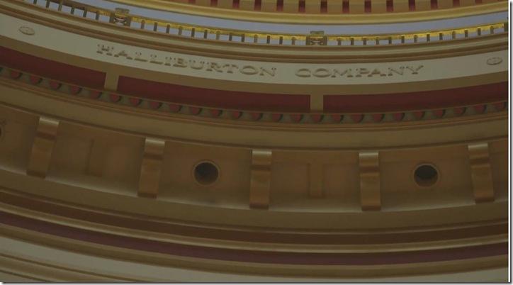 Halliburton statehouse